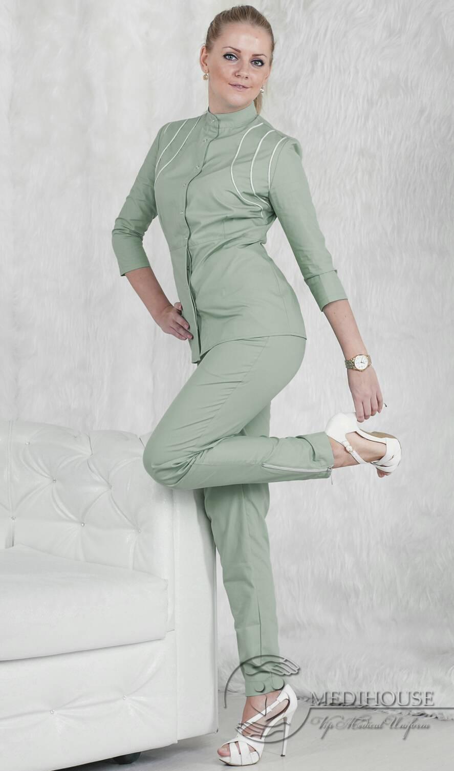 Женский медицинский костюм Нимфа